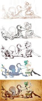 Progression compilation