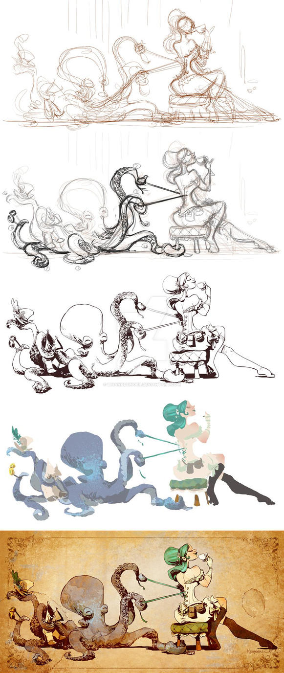 Progression compilation by BrianKesinger