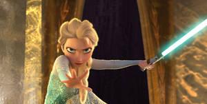 Elsa jedi
