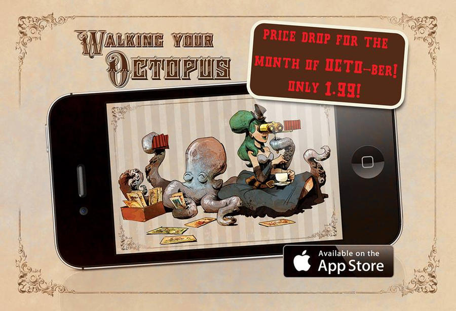 app sale! by BrianKesinger