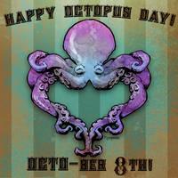 happy octopus day