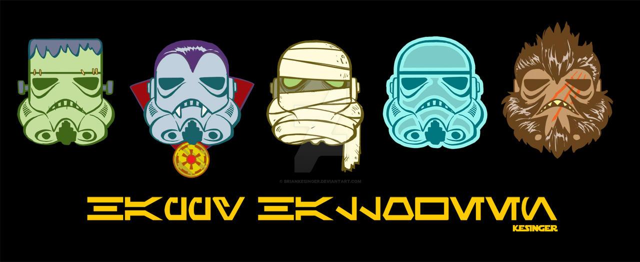 trick or troop!