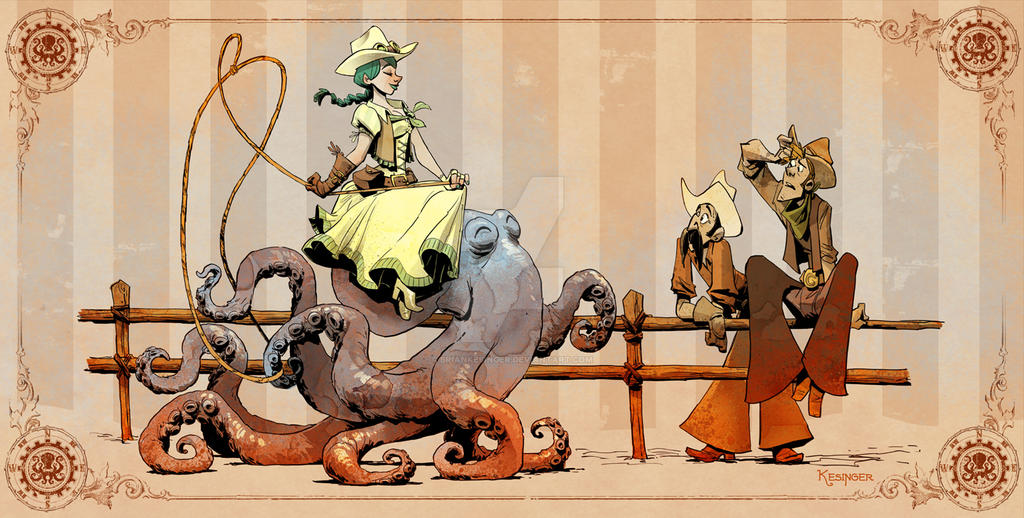 ridin' with otto by BrianKesinger