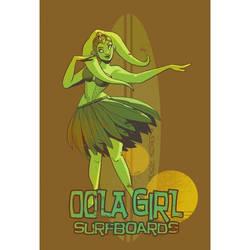 Oola girl by BrianKesinger