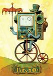 steampunk bmo