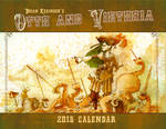 2015 calender available now!