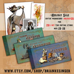 Black friday sale! by BrianKesinger