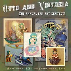 2nd annual fan art contest!