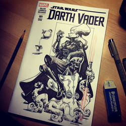 Darth victoria by BrianKesinger