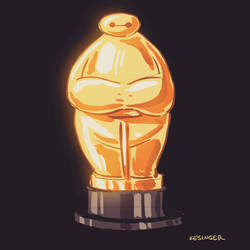 And the baymax goes to... by BrianKesinger