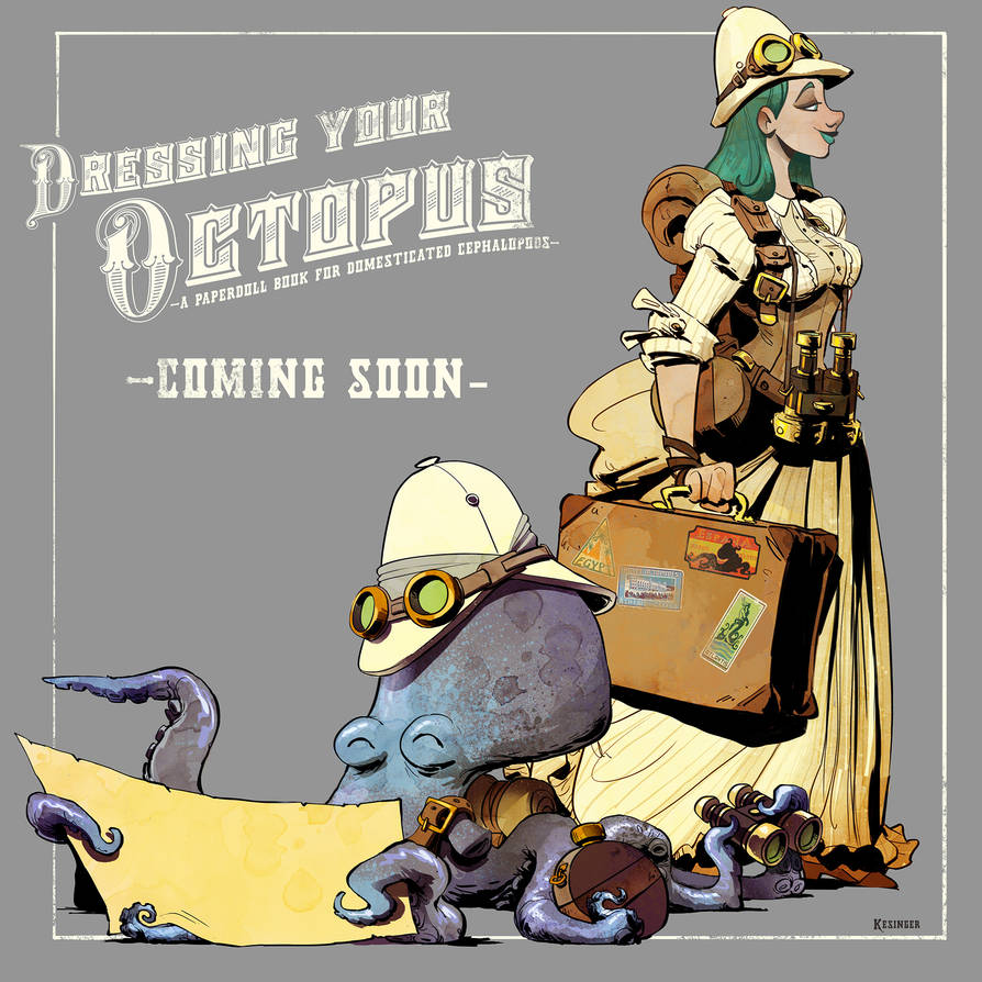 Coming Soona by BrianKesinger
