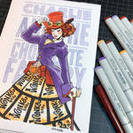Willy wonka commission