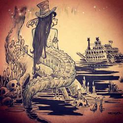 Galigator by BrianKesinger
