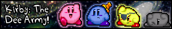 Kirby: The Dee Army!