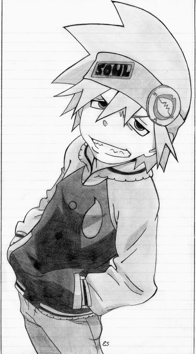 Soul Eater. by ErinEhmazing