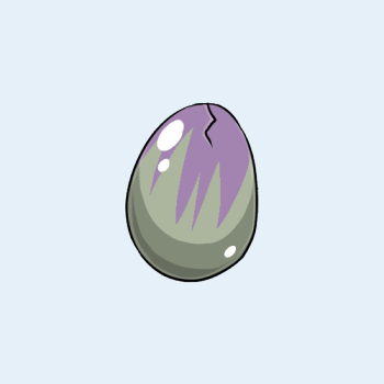 egg 7 by RavenRebel2488