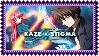 Kaze No Stigma Stamp by CastleUnderTheMoon