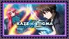 Kaze No Stigma Stamp by CastleUnderTheMoon