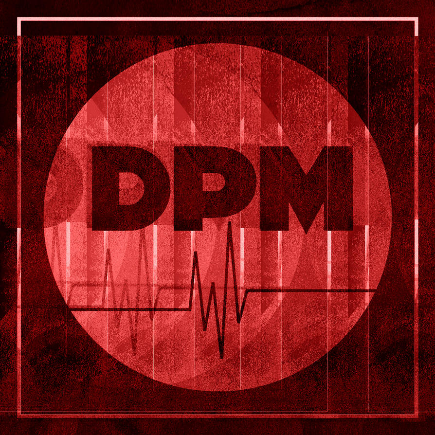 DPM (Glitched Design) by MadamSteamfunk