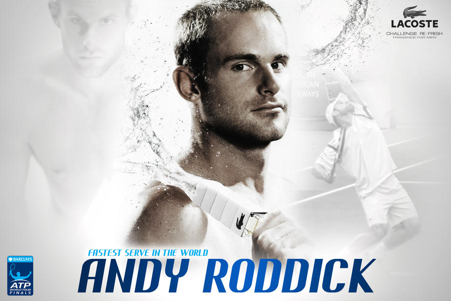 Andy Roddick Wallpaper