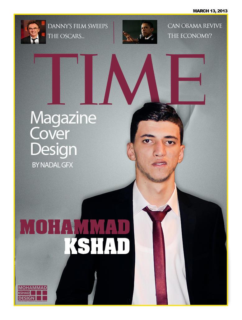 MAGAZINE COVER DESIGN by MOH2011 on DeviantArt