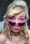 Heart-Shaped Glasses 1