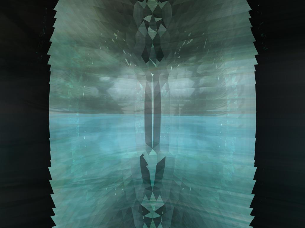 Xenodream meets Bryce 3 by SiradLah