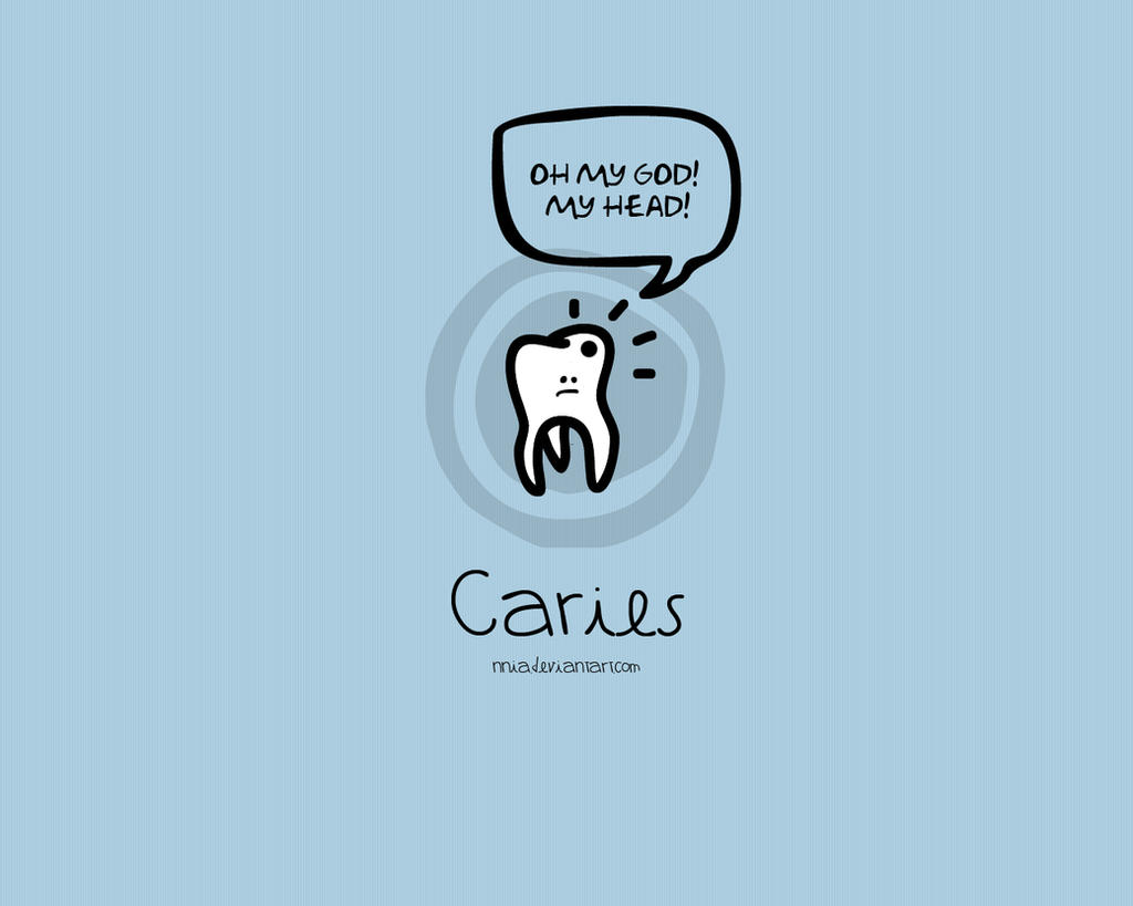 Caries by nnia
