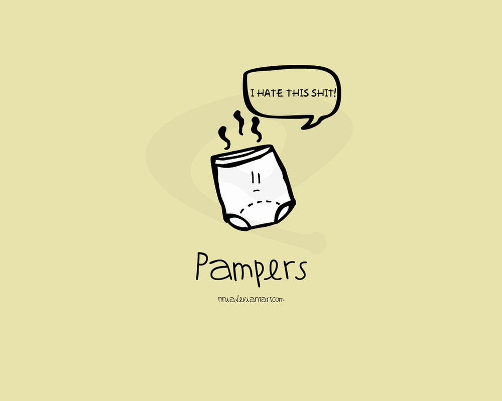 Pampers by nnia