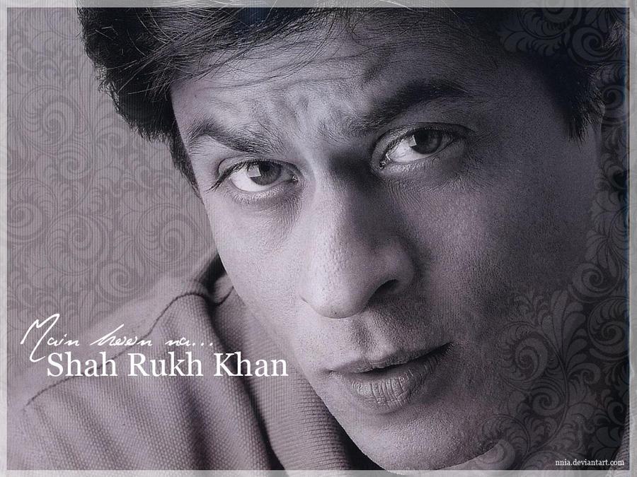 ShahRukh Khan Wallpaper by nnia