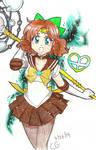 Sailor Earth/ Gaia/ Terra