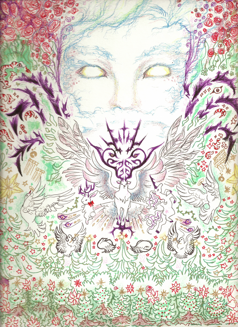 Winter Equinox by Kurigaru