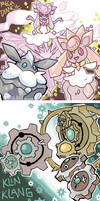 Magearna's Origin by Kurigaru