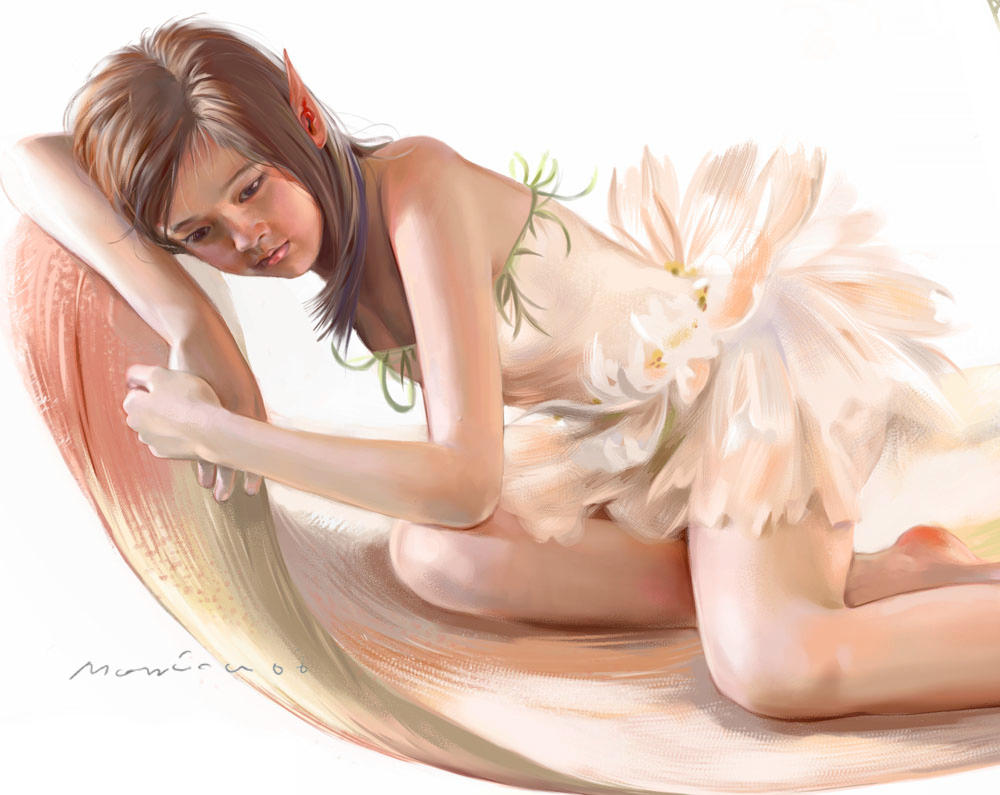 a fairy 3 by monicakuo