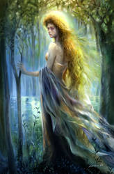 the lady of lake