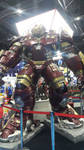 Hulkbuster - life size statue by haseeb312