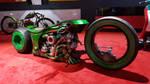 Custom Emerald bike by haseeb312