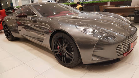 Aston Martin One-77 Q-Series. 1 of 77 by haseeb312
