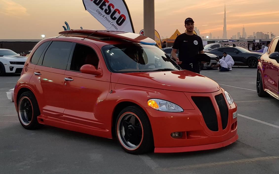 Chrysler Pt Cruiser Hot Rod By Haseeb312