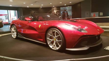 Ferrari F12 TRS by haseeb312