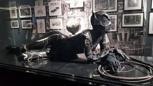 Michelle Pfeiffer's actual Catwoman costume