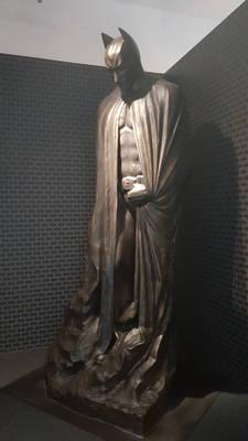 Batman Memorial Statue from The Dark Knight Rises