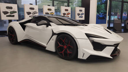 W Motors Fenyr SuperSport. 1 of 25