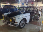 1960 Volvo 121 Amazon police car by haseeb312