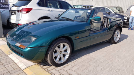 1989-91 BMW Z1