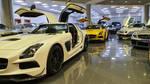 2 SLS AMG Black, AMG GTR, SLR, SL65 AMG Black by haseeb312