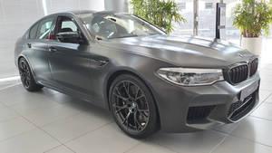 2020 BMW M5 Edition 35 Jahre. 1 of 350