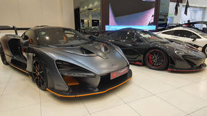 McLaren Senna and P1 Carbon Series (1 of 5 only)