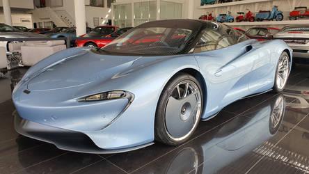 McLaren Speedtail. #2 of 106 made. $4million by haseeb312