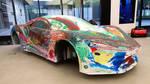 W Motors Fenyr art model by haseeb312